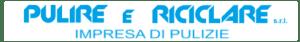 Pulire e riciclare Logo